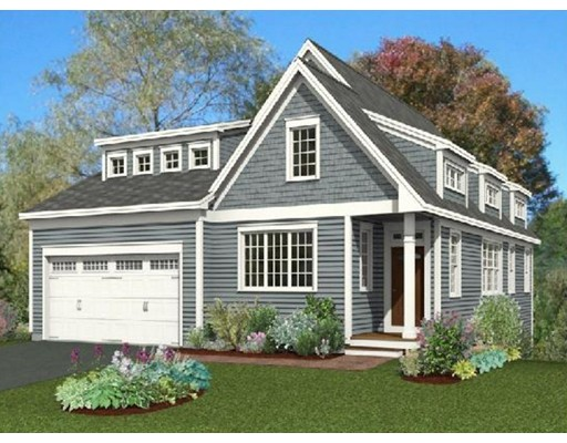Single Family Home for Sale at 2 Black Horse Place Alyth Concord, Massachusetts 01742 United States
