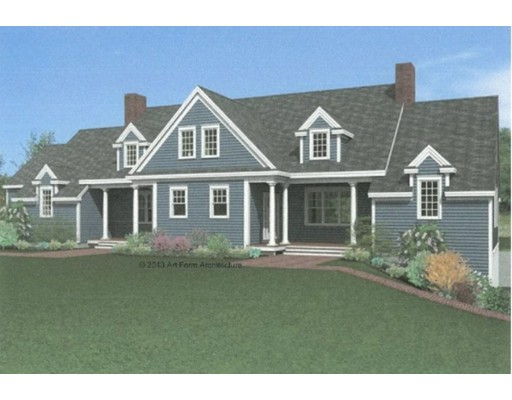 Single Family Home for Sale at 13 Black Horse Place Dorian Right Concord, Massachusetts 01742 United States