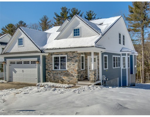 Single Family Home for Sale at 4 Black Horse Place - Balmalcolm Concord, Massachusetts 01742 United States