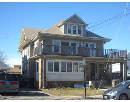 Multi-Family Home for Sale at 22 Beach Street Quincy, 02170 United States