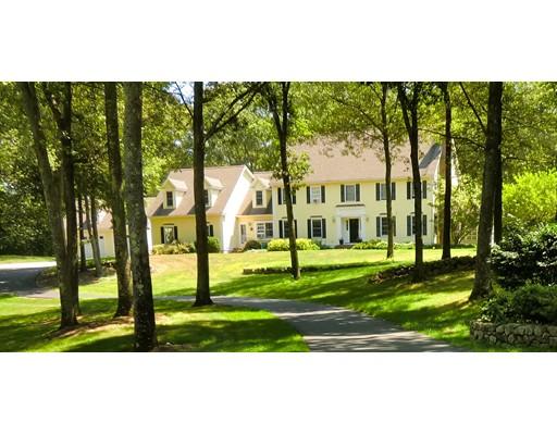 Частный односемейный дом для того Продажа на 75 Autumn Lane Hamilton, Массачусетс 01982 Соединенные Штаты