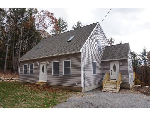 Maison unifamiliale pour l Vente à 275 Queen Street 275 Queen Street Boscawen, New Hampshire 03303 États-Unis