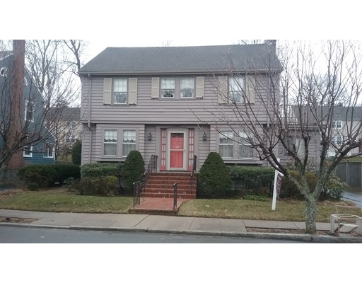 Single Family Home for Sale at 19 Churchill Road Boston, Massachusetts 02132 United States