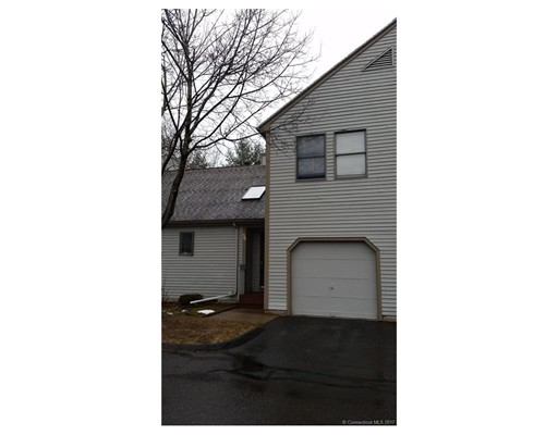 Condominium for Sale at 50 Elm Meadows Enfield, Connecticut 06082 United States