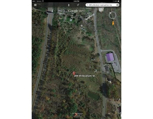 Land for Sale at 289 Wilbraham Road Palmer, 01069 United States