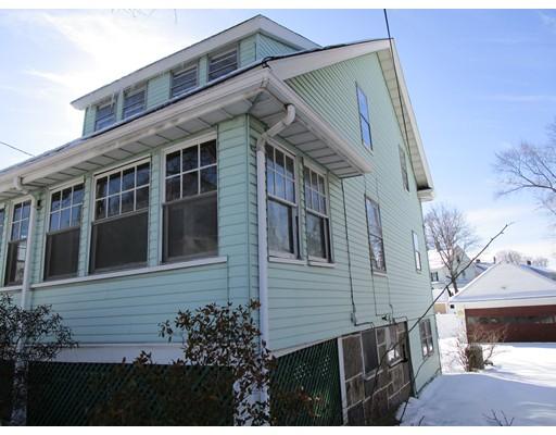 281  Billings Rd,  Quincy, MA