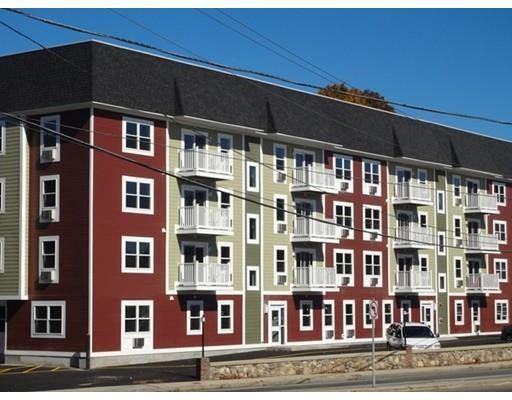 Condominium for Sale at 275 W Main St, Marlborough, Massachusetts 01752 United States