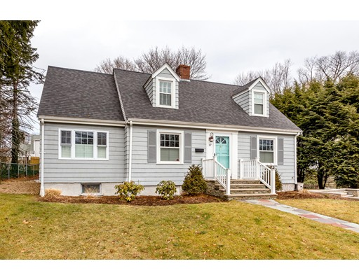 Single Family Home for Sale at 27 Sutcliffe Avenue Canton, Massachusetts 02021 United States