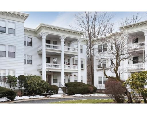 Condominium for Sale at 134 Middlesex Road Newton, Massachusetts 02467 United States