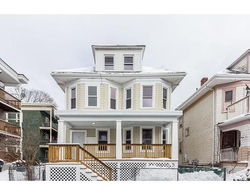 Multi-Family Home for Sale at 11 Joseph Street Boston, Massachusetts 02124 United States
