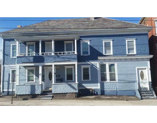 Multi-Family Home for Sale at 281 S Main Street 281 S Main Street Woonsocket, Rhode Island 02895 United States