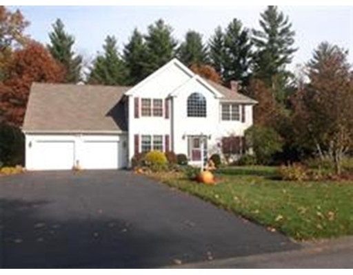 Single Family Home for Sale at 70 Spring Hill Belchertown, Massachusetts 01007 United States