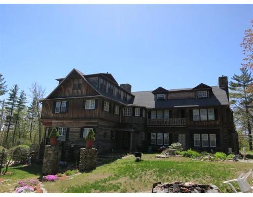 Casa Unifamiliar por un Alquiler en 4 Jackson Hopedale, Massachusetts 01747 Estados Unidos