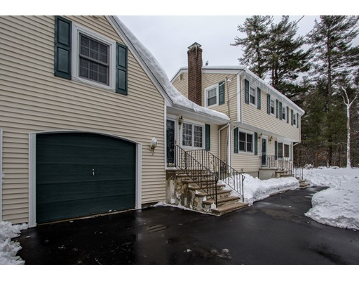 Single Family Home for Sale at 51 Geiger Drive Tewksbury, Massachusetts 01876 United States