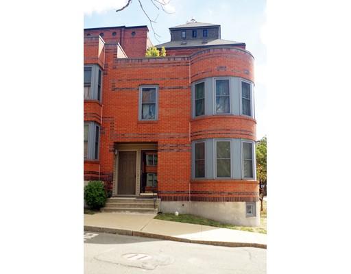 Condominium for Sale at 11 Eugene Circle Boston, Massachusetts 02130 United States