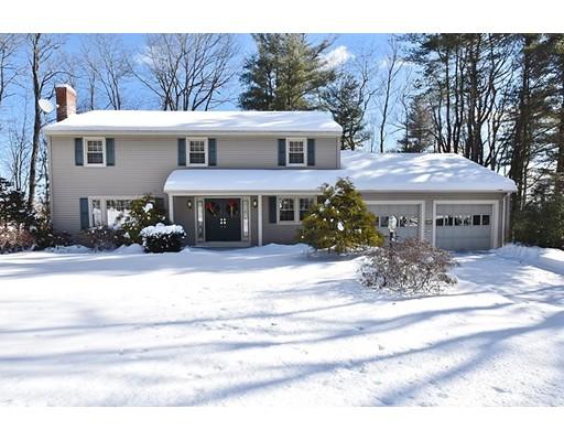 Maison unifamiliale pour l Vente à 219 Bickford Hill Road Gardner, Massachusetts 01440 États-Unis