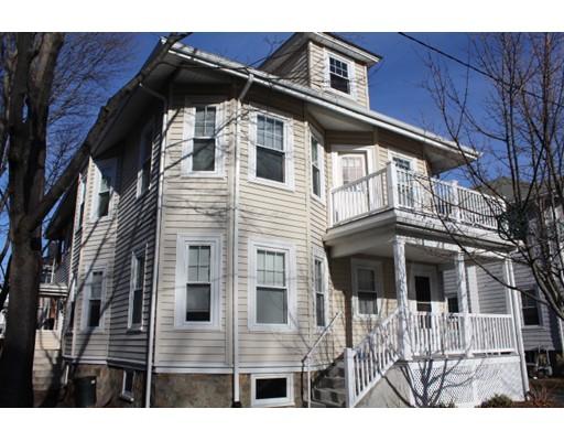 Condominium for Sale at 15 Gertrude Road Boston, Massachusetts 02132 United States