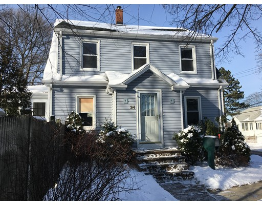 Additional photo for property listing at 24 Franklin Street  Milton, Massachusetts 02186 United States