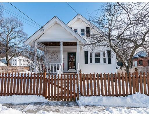 Single Family Home for Sale at 366 Vermont Street Boston, Massachusetts 02132 United States