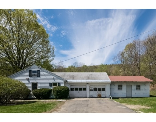 Single Family Home for Sale at 332 Williamsburg Road Conway, Massachusetts 01341 United States