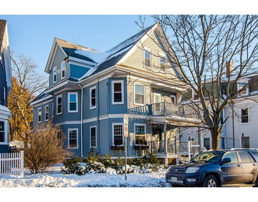 Multi-Family Home for Sale at 57 College Avenue Somerville, Massachusetts 02144 United States