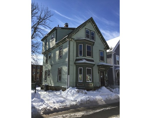 Multi-Family Home for Sale at 26 Bardwell Street Boston, Massachusetts 02130 United States