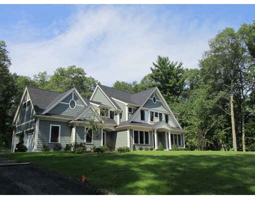 Single Family Home for Sale at 58 Oakdale Weston, Massachusetts 02493 United States