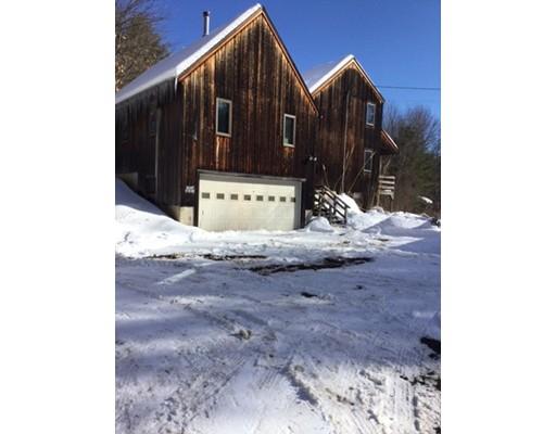 独户住宅 为 销售 在 83 Long Plain Road Leverett, 马萨诸塞州 01054 美国