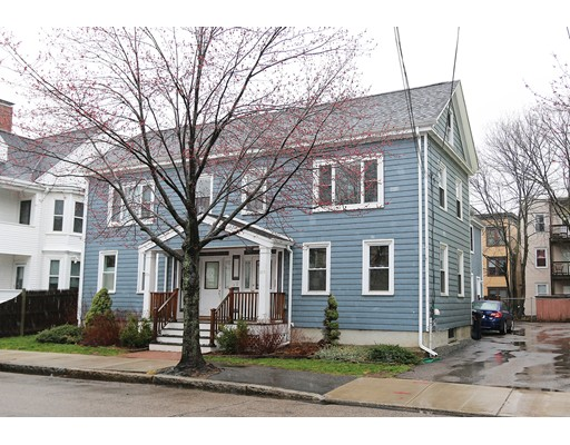 Condominium for Sale at 204 Norfolk Street Cambridge, Massachusetts 02139 United States