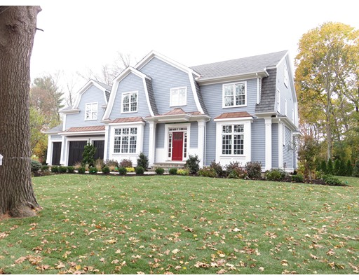 Single Family Home for Sale at 14 Sprague Wellesley, Massachusetts 02481 United States