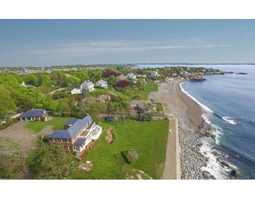 Single Family Home for Sale at 329 OCEAN AVENUE Marblehead, Massachusetts 01945 United States