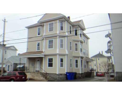 Multi-Family Home for Sale at 596 Slade Fall River, Massachusetts 02724 United States