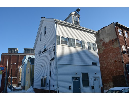 Multi-Family Home for Sale at 69 Border Street Boston, Massachusetts 02128 United States