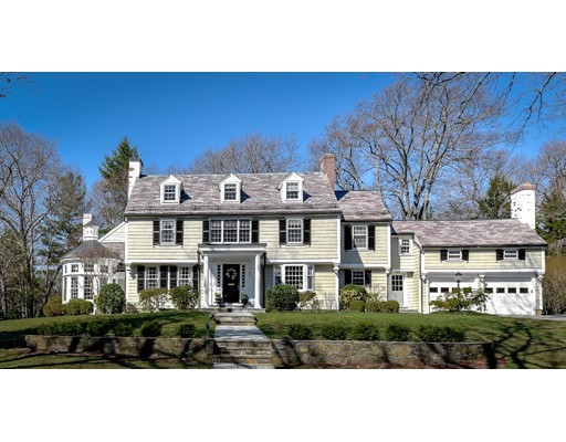 86 Arnold Rd, Wellesley, MA 02481