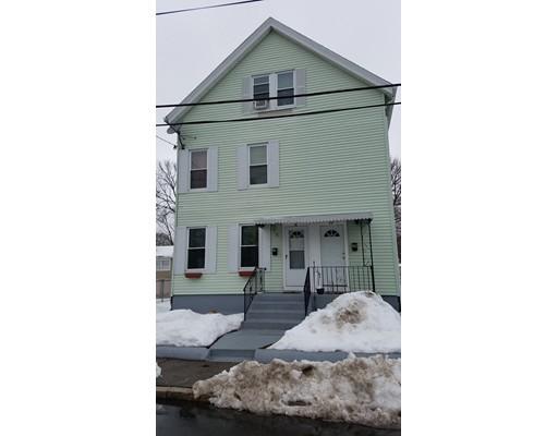 Многосемейный дом для того Продажа на 18 Saunders Street Pawtucket, Род-Айленд 02860 Соединенные Штаты