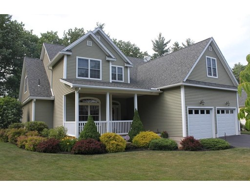 Vivienda unifamiliar por un Venta en 7 Nelson Way Barre, Massachusetts 01005 Estados Unidos