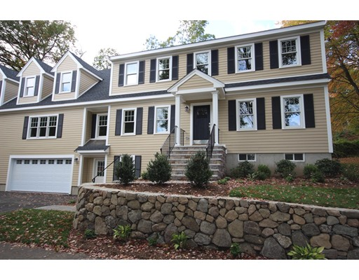 Picture 2 of 20 Westerly Unit A Wellesley Ma 4 Bedroom Single Family
