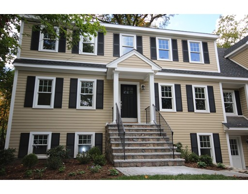 Picture 4 of 20 Westerly Unit B Wellesley Ma 4 Bedroom Single Family