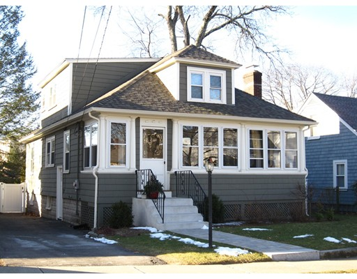 Picture 1 of 128 Chaffee Ave  Waltham Ma  3 Bedroom Single Family#