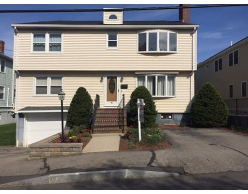 Single Family Home for Rent at 49 Trowbridge Street Belmont, Massachusetts 02478 United States