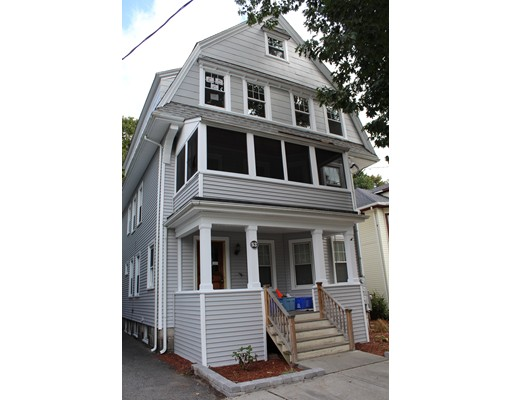 Condominium for Sale at 53 Aberdeen Cambridge, Massachusetts 02138 United States