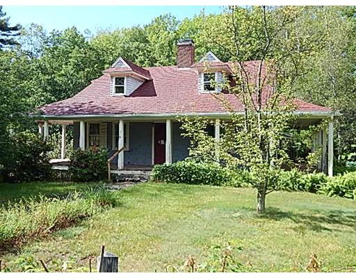 واحد منزل الأسرة للـ Sale في 328 Old Dana Road Barre, Massachusetts 01005 United States