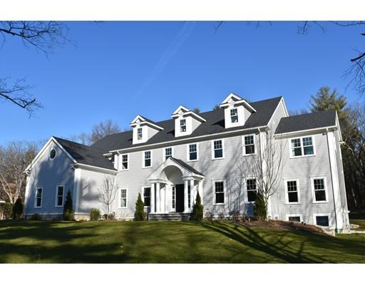 Частный односемейный дом для того Продажа на 262 Mossman Road Sudbury, Массачусетс 01776 Соединенные Штаты