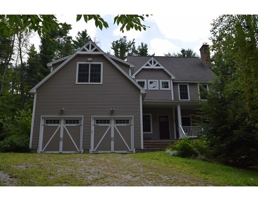 Single Family Home for Sale at 113 Pike Road Otis, Massachusetts 01253 United States
