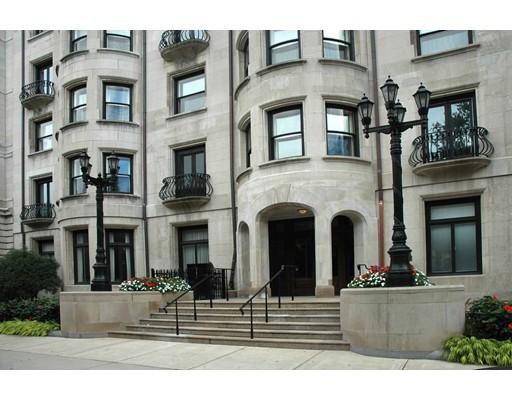Casa Unifamiliar por un Alquiler en 416 Commonwealth Avenue Boston, Massachusetts 02215 Estados Unidos