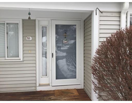 Condominium for Sale at 51 Stone Ridge Road Franklin, Massachusetts 02038 United States