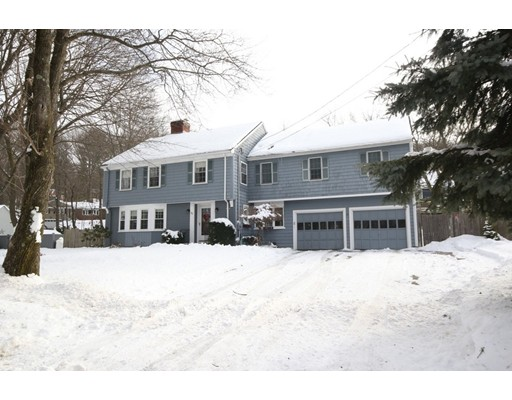 99 High St Andover Ma  4 Bedroom Single Family