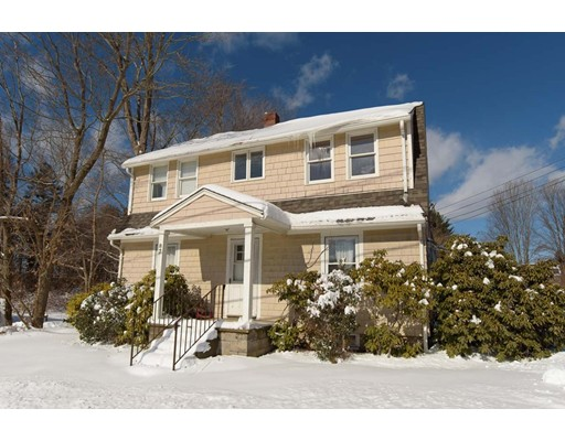 Single Family Home for Sale at 87 Turnpike Road Southborough, Massachusetts 01772 United States