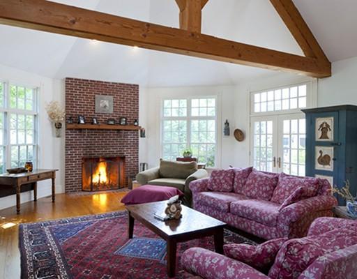 Частный односемейный дом для того Продажа на 1048 Great Pond Road North Andover, Массачусетс 01845 Соединенные Штаты