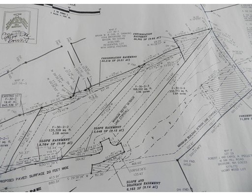 土地 为 销售 在 Parker Lane Mason, 新罕布什尔州 03048 美国